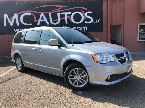 2018 Dodge Grand Caravan for sale at MC Autos LLC in Pharr TX