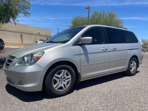 2006 Honda Odyssey for sale at Tucson Auto Sales in Tucson AZ