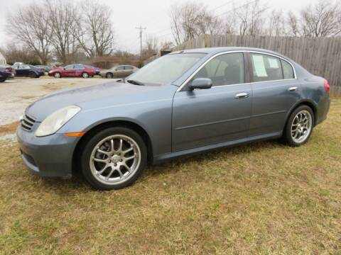 2006 Infiniti G35 for sale at Davie County Motors in Mocksville NC