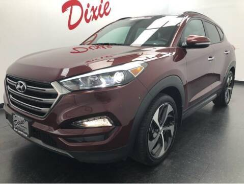2016 Hyundai Tucson for sale at Dixie Motors in Fairfield OH