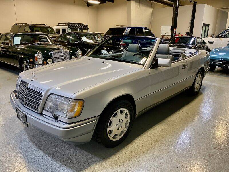 1995 Mercedes-Benz E-Class for sale at Motorgroup LLC in Scottsdale AZ