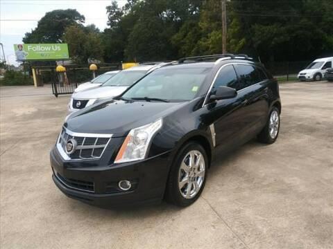 2012 Cadillac SRX for sale at TR Motors in Opelika AL