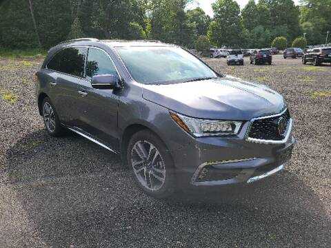 2018 Acura MDX for sale at BETTER BUYS AUTO INC in East Windsor CT