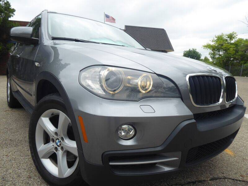 2008 BMW X5 for sale at Columbus Luxury Cars in Columbus OH