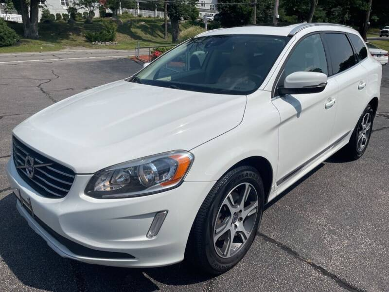 2014 Volvo XC60 for sale at Premier Automart in Milford MA