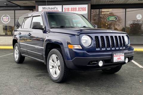2014 Jeep Patriot for sale at Michaels Auto Plaza in East Greenbush NY