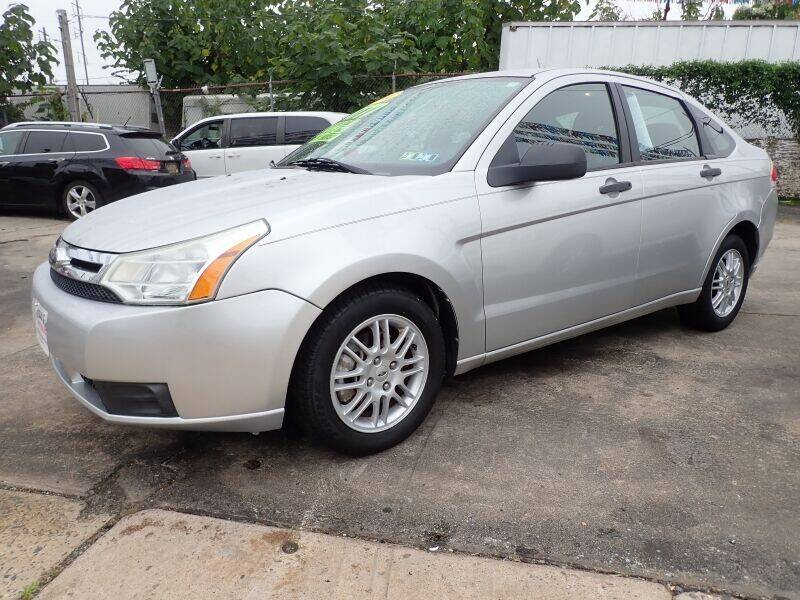 2010 Ford Focus for sale at Dan Kelly & Son Auto Sales in Philadelphia PA