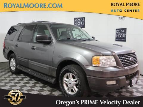 2004 Ford Expedition for sale at Royal Moore Custom Finance in Hillsboro OR