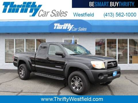 2005 Toyota Tacoma for sale at Thrifty Car Sales Westfield in Westfield MA