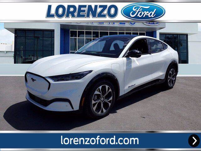 2021 Ford Mustang Mach-E for sale at Lorenzo Ford in Homestead FL