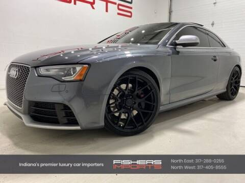 2013 Audi RS 5 for sale at Fishers Imports in Fishers IN