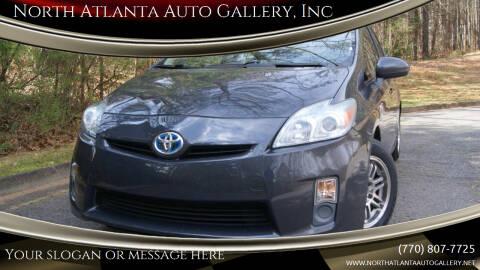 2011 Toyota Prius for sale at North Atlanta Auto Gallery, Inc in Alpharetta GA