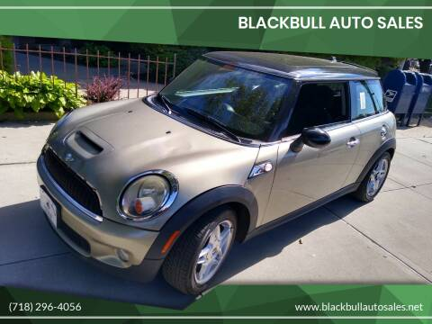 2007 MINI Cooper for sale at Blackbull Auto Sales in Ozone Park NY