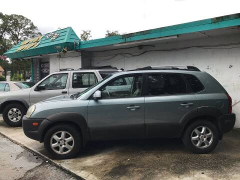 2005 Hyundai Tucson for sale at Import Auto Brokers Inc in Jacksonville FL