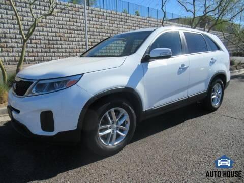 2014 Kia Sorento for sale at AUTO HOUSE TEMPE in Tempe AZ