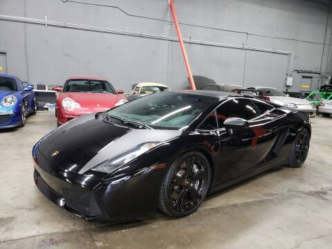 2007 Lamborghini Gallardo for sale at EA Motorgroup in Austin TX
