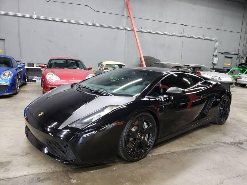 2007 Lamborghini Gallardo for sale at EA Motorgroup in Austin TX