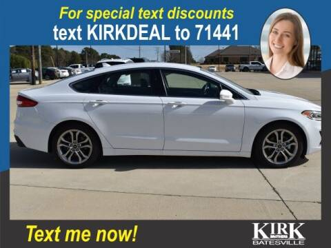 2019 Ford Fusion for sale at Kirk Brothers Batesville in Batesville MS
