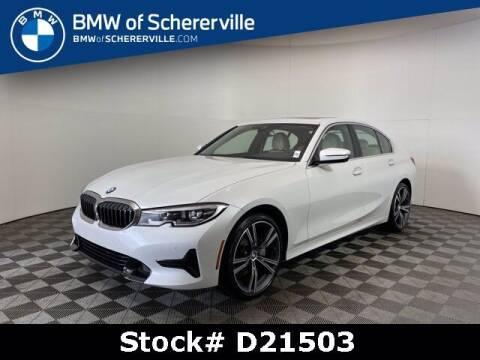 2021 BMW 3 Series for sale at BMW of Schererville in Schererville IN