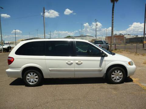 2006 Chrysler Town and Country for sale at Grand Avenue Motors in Phoenix AZ