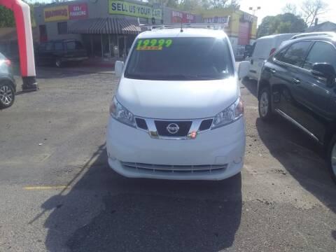 2019 Nissan NV200 for sale at Marino's Auto Sales in Laurel DE
