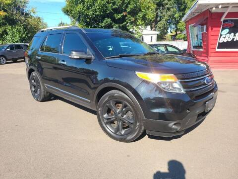 2015 Ford Explorer for sale at Universal Auto Sales in Salem OR