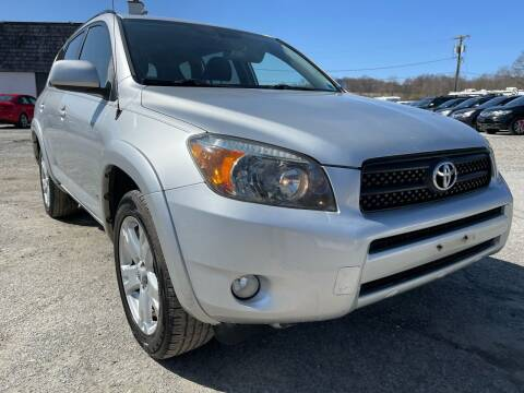 2007 Toyota RAV4 for sale at Ron Motor Inc. in Wantage NJ