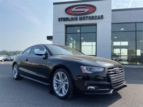 2015 Audi S5 for sale at Sterling Motorcar in Ephrata PA