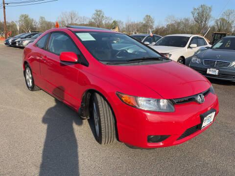 2008 Honda Civic for sale at JDM Auto in Fredericksburg VA