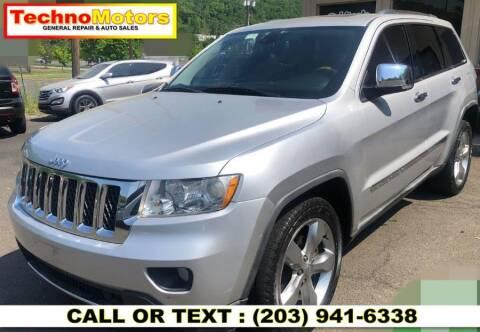 2011 Jeep Grand Cherokee for sale at Techno Motors in Danbury CT