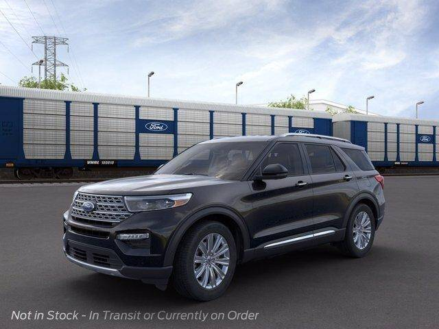 2021 Ford Explorer Hybrid for sale in Plymouth, MA