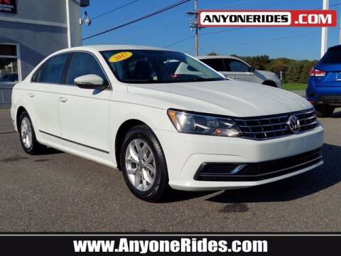 2017 Volkswagen Passat for sale at ANYONERIDES.COM in Kingsville MD
