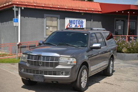 2010 Lincoln Navigator L for sale at Motor Car Concepts II - Kirkman Location in Orlando FL