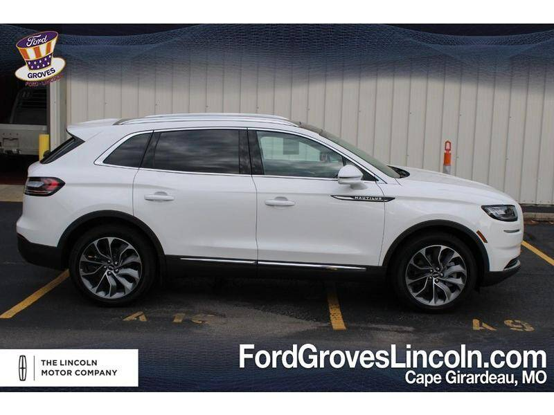 2021 Lincoln Nautilus for sale in Jackson, MO