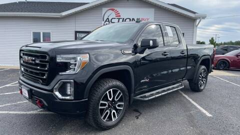 2019 GMC Sierra 1500 for sale at Action Motor Sales in Gaylord MI