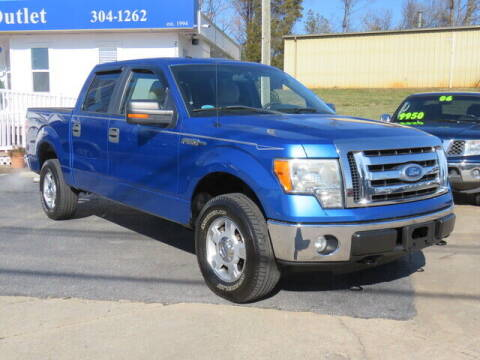 2010 Ford F-150 for sale at Colbert's Auto Outlet in Hickory NC