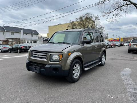 2007 Honda Element for sale at Kapos Auto, Inc. in Ridgewood, Queens NY