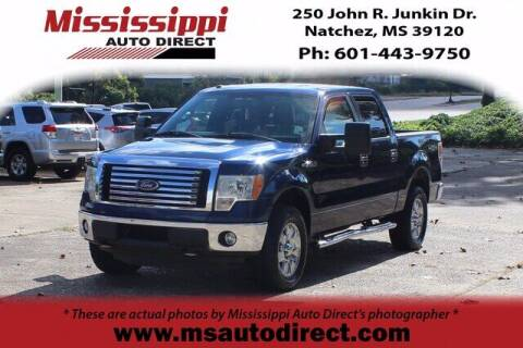 2011 Ford F-150 for sale at Auto Group South - Mississippi Auto Direct in Natchez MS
