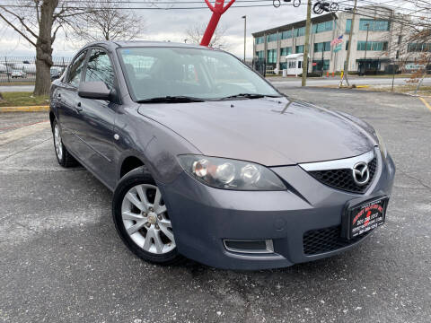 2008 Mazda MAZDA3 for sale at JerseyMotorsInc.com in Teterboro NJ