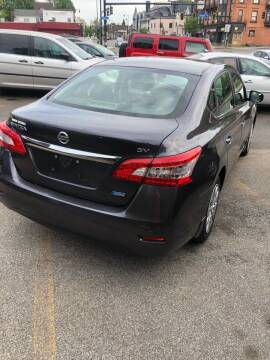 2014 Nissan Sentra for sale at Mike's Auto Sales in Rochester NY