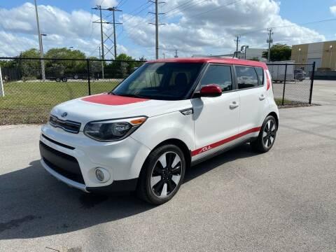 2017 Kia Soul for sale at Ultimate Dream Cars in Wellington FL