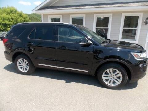 2018 Ford Explorer for sale at Bachettis Auto Sales in Sheffield MA