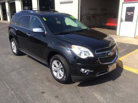2013 Chevrolet Equinox for sale at TRI-STATE AUTO OUTLET CORP in Hokah MN