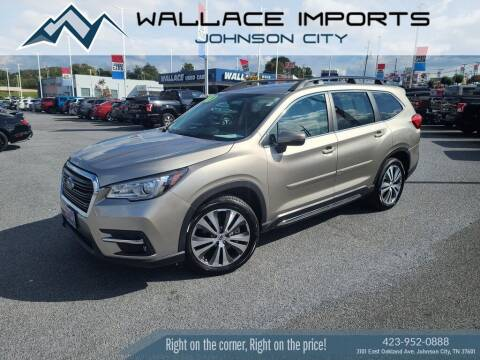 2019 Subaru Ascent for sale at WALLACE IMPORTS OF JOHNSON CITY in Johnson City TN