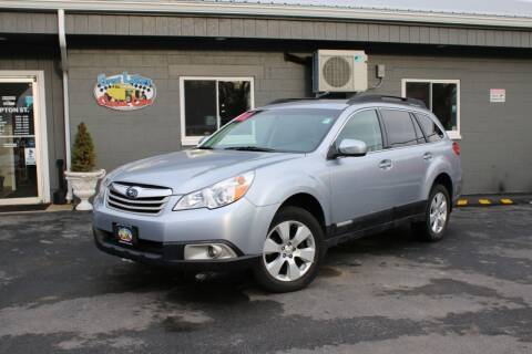 2012 Subaru Outback for sale at Great Lakes Classic Cars & Detail Shop in Hilton NY