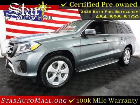 2019 Mercedes-Benz GLS for sale at STAR AUTO MALL 512 in Bethlehem PA