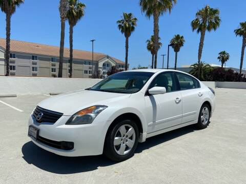 2008 Nissan Altima for sale at OPTED MOTORS in Santa Clara CA