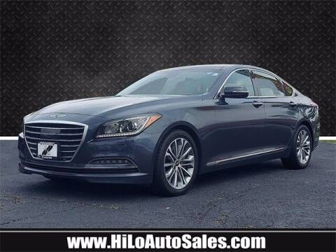 2017 Genesis G80 for sale at Hi-Lo Auto Sales in Frederick MD