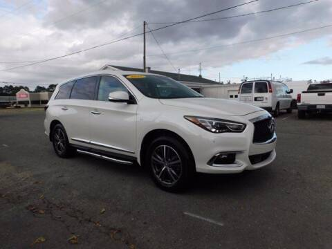 2017 Infiniti QX60 for sale at Auto Finance of Raleigh in Raleigh NC