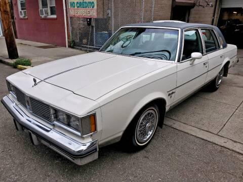 1983 Oldsmobile Cutlass Supreme for sale at Discount Auto Sales in Passaic NJ